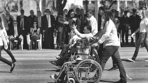 Americans with Disabilities Act Passes